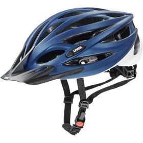 UVEX Oversize Helmet blue-white matt